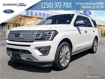 2019 Ford Expedition Platinum (Stk: PM084A) in Kamloops - Image 1 of 25