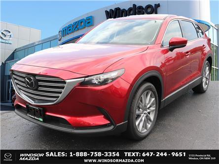 2021 Mazda CX-9 GS-L (Stk: C953725) in Windsor - Image 1 of 17