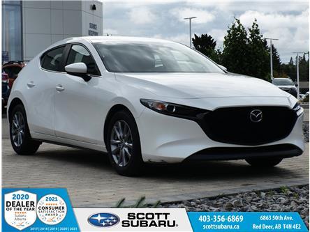 2019 Mazda Mazda3 Sport GS (Stk: 42577U) in Red Deer - Image 1 of 26