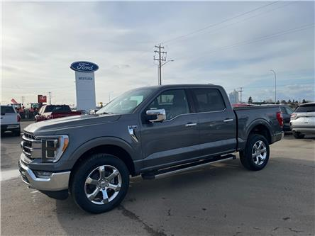 2021 Ford F-150 Lariat (Stk: 21067) in Westlock - Image 1 of 16