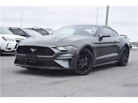 2019 Ford Mustang EcoBoost (Stk: 18-SM575A) in Ottawa - Image 1 of 25