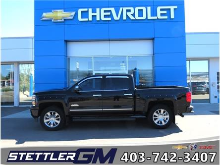 2015 Chevrolet Silverado 1500 High Country (Stk: 21062A) in STETTLER - Image 1 of 16