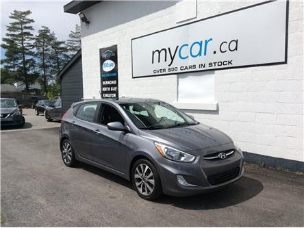 2017 Hyundai Accent SE (Stk: 210690) in North Bay - Image 1 of 21