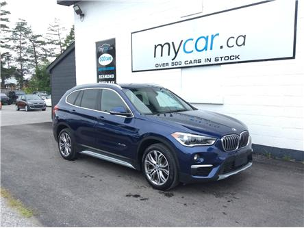 2017 BMW X1 xDrive28i (Stk: 210730) in Ottawa - Image 1 of 21