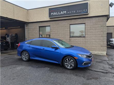 2020 Honda Civic EX (Stk: ) in Kingston - Image 1 of 17
