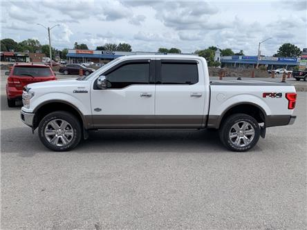 2020 Ford F-150 King Ranch (Stk: -) in Morrisburg - Image 1 of 17