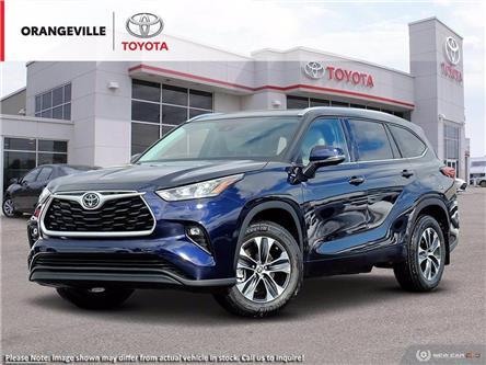 2021 Toyota Highlander XLE (Stk: 21637) in Orangeville - Image 1 of 23