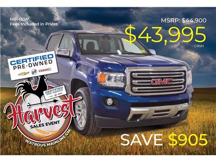 2019 GMC Canyon SLT (Stk: M01410A) in Watrous - Image 1 of 49