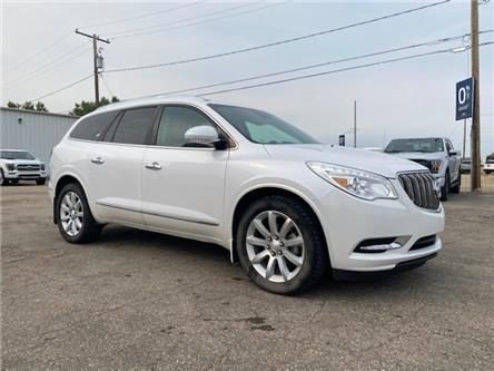 2017 Buick Enclave Premium (Stk: 21204A) in Wilkie - Image 1 of 23