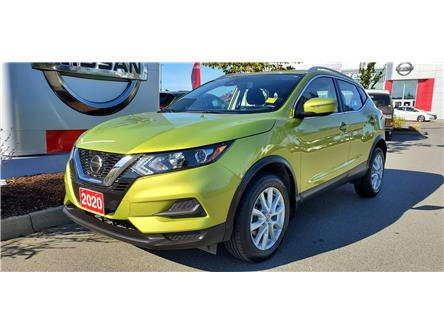 2020 Nissan Qashqai SV (Stk: Q2115A) in Courtenay - Image 1 of 9