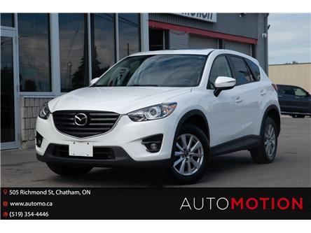 2016 Mazda CX-5 GS (Stk: 211503) in Chatham - Image 1 of 22