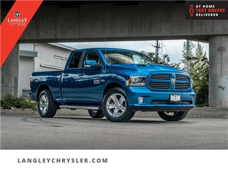 2017 RAM 1500 Sport (Stk: LC0903A) in Surrey - Image 1 of 26