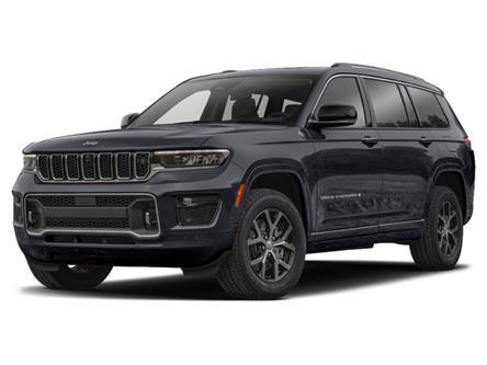 2021 Jeep Grand Cherokee L Overland (Stk: 14016) in Orillia - Image 1 of 2