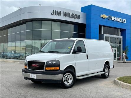 2019 GMC Savana 2500 Work Van (Stk: 6658) in Orillia - Image 1 of 20