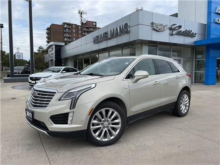2017 Cadillac XT5 Platinum (Stk: M132A) in Chatham - Image 1 of 16