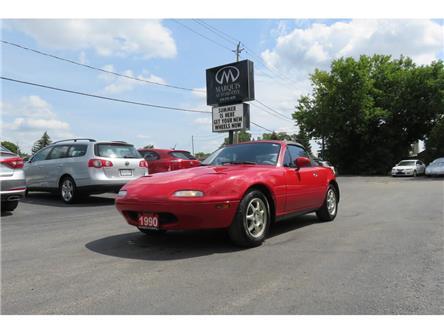 1990 Mazda MX-5 2dr Convertible (Stk: JM1NA3) in Kitchener - Image 1 of 19