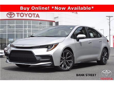 2022 Toyota Corolla Hatchback Base (Stk: 19-29455) in Ottawa - Image 1 of 25