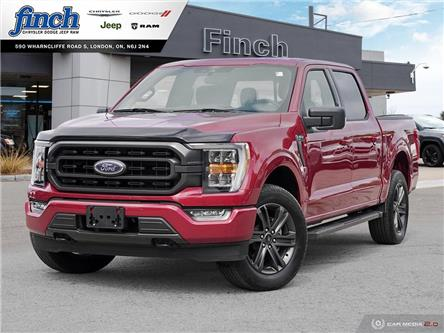 2021 Ford F-150 XLT (Stk: 102320) in London - Image 1 of 30