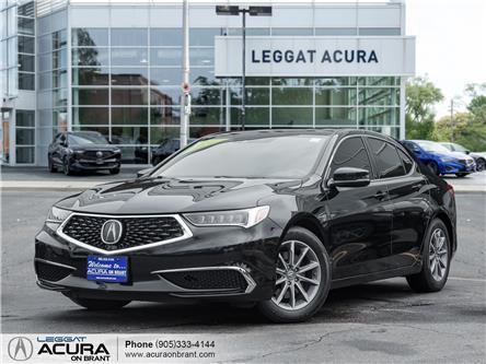 2019 Acura TLX Tech (Stk: 4530) in Burlington - Image 1 of 27