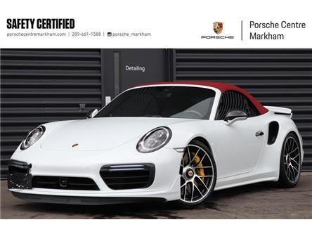 2019 Porsche 911 Turbo S (Stk: PU0146) in Markham - Image 1 of 30