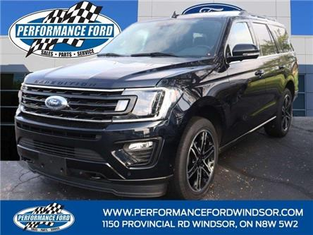 2021 Ford Expedition Limited (Stk: EP38839) in Windsor - Image 1 of 17
