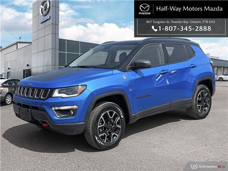2019 Jeep Compass Trailhawk (Stk: 4717A) in Thunder Bay - Image 1 of 13