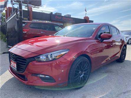 2018 Mazda Mazda3 GS (Stk: 168123) in Toronto - Image 1 of 21