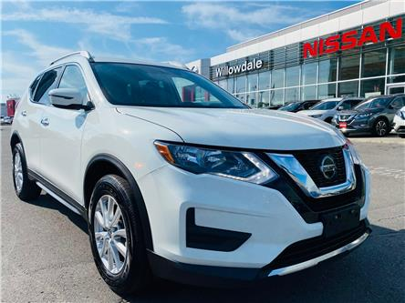 2020 Nissan Rogue S (Stk: N1635A) in Thornhill - Image 1 of 20