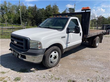 2006 Ford F-350 Chassis XL (Stk: 18066) in King - Image 1 of 8