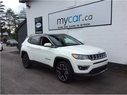 2020 Jeep Compass Limited (Stk: 210729) in Cornwall - Image 1 of 24