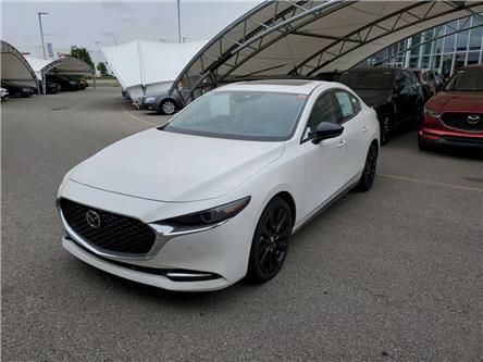 2021 Mazda Mazda3 GT w/Turbo (Stk: N6910) in Calgary - Image 1 of 4