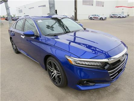 2021 Honda Accord Touring 1.5T (Stk: 210317) in Airdrie - Image 1 of 8