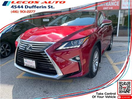 2019 Lexus RX 350 Base (Stk: 182303) in Toronto - Image 1 of 17