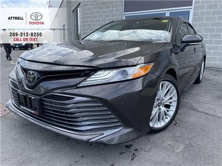 2018 Toyota Camry XLE (Stk: 50153A) in Brampton - Image 1 of 24