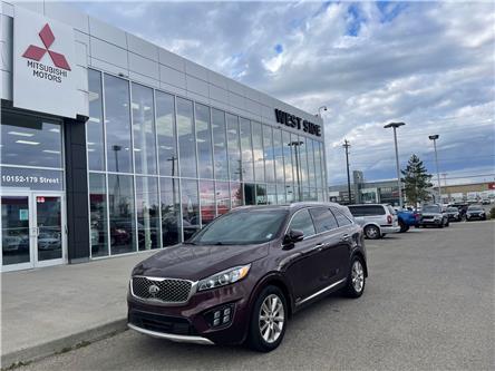 2018 Kia Sorento 3.3L SX (Stk: 22821A) in Edmonton - Image 1 of 18