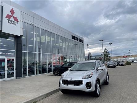 2017 Kia Sportage LX (Stk: 7830) in Edmonton - Image 1 of 19