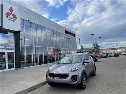 2018 Kia Sportage EX Premium (Stk: T22054B) in Edmonton - Image 1 of 19