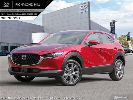 2021 Mazda CX-30 GS (Stk: 21-497) in Richmond Hill - Image 1 of 23