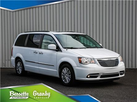 2015 Chrysler Town & Country Touring-L (Stk: 21-166) in Cowansville - Image 1 of 41