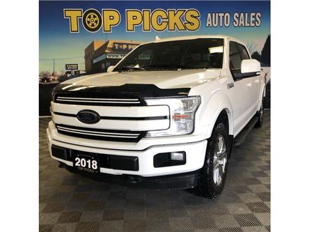 2018 Ford F-150 Lariat (Stk: E06138) in NORTH BAY - Image 1 of 30