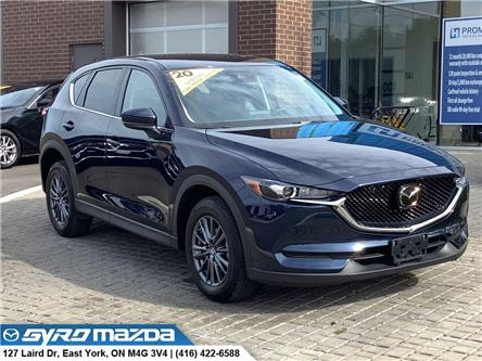 2020 Mazda CX-5 GS (Stk: 31316A) in East York - Image 1 of 30