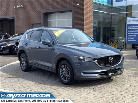 2020 Mazda CX-5 GS (Stk: 31327A) in East York - Image 1 of 30