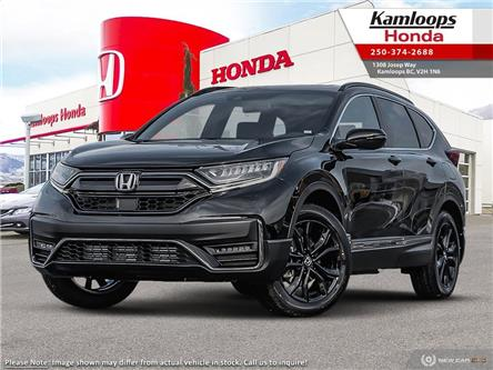 2021 Honda CR-V Black Edition (Stk: N15426) in Kamloops - Image 1 of 23