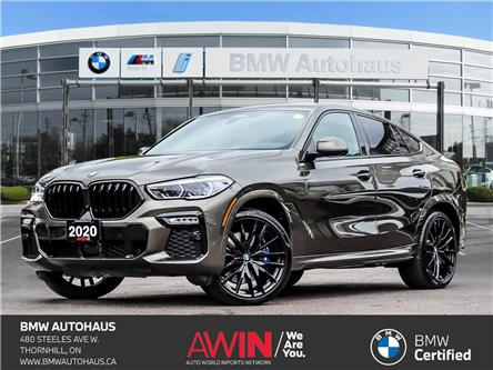 2020 BMW X6 xDrive40i (Stk: P10761) in Thornhill - Image 1 of 31