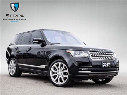 2017 Land Rover Range Rover 5.0L V8 Supercharged (Stk: P1541A) in Aurora - Image 1 of 30