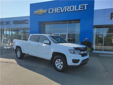 2018 Chevrolet Colorado WT (Stk: 21T206A) in Port Alberni - Image 1 of 24