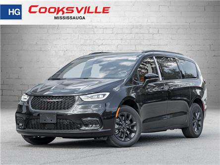 2021 Chrysler Pacifica Limited (Stk: MR505243) in Mississauga - Image 1 of 25