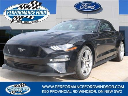 2021 Ford Mustang GT Premium (Stk: MG26427) in Windsor - Image 1 of 16