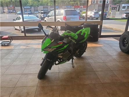 2020 Kawasaki NINJA 650  (Stk: zninja) in Sudbury - Image 1 of 7