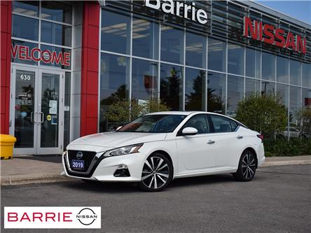 2019 Nissan Altima 2.5 Edition ONE (Stk: P4867) in Barrie - Image 1 of 27